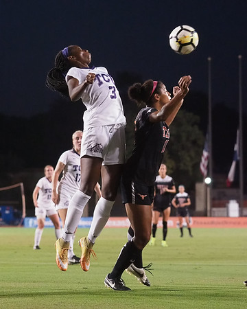 University of Texas Soccer vs. TCU 10.6.2017