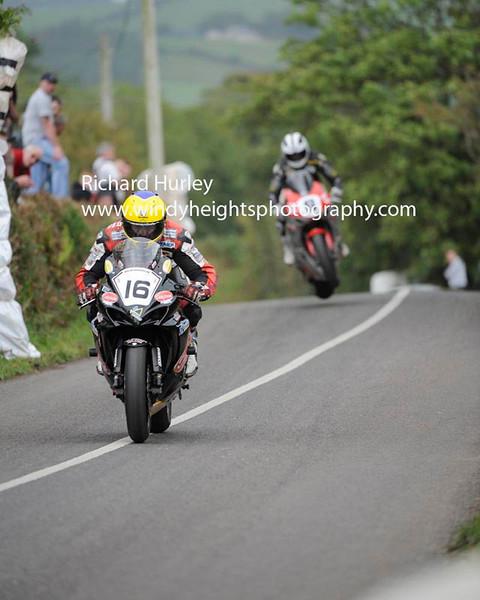 William Dunlop Munster 100