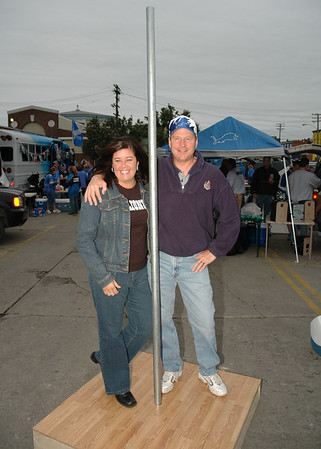 Lions tailgate 91006