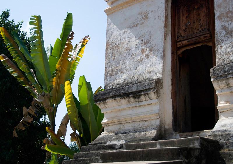 The shrine Haw Phra Phutthabat, at Wat Phra That Lampang Luang.
