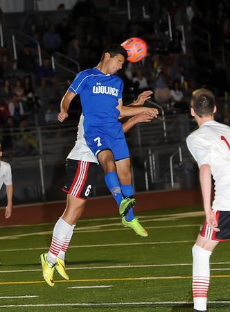 2-12-15 - Chandler v Brophy - AIA D1 Boys Soccer Semifinal