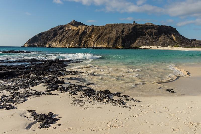 Beach near Cerro Brujo