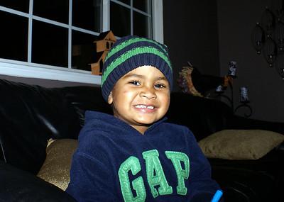 Boys October 2009