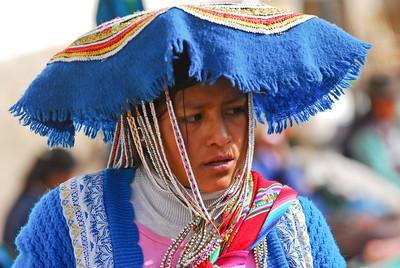 Virgen Asunta - Cusipata @ Quispicanchi - Valle Sur/South Valley - Cusco - Perú