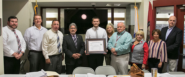 FHA and FSU honor Nathan Walker, September 19, 2019