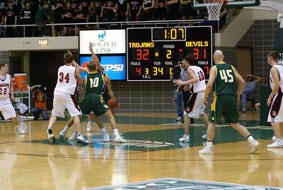 Boys' Basketball vs. North Adams