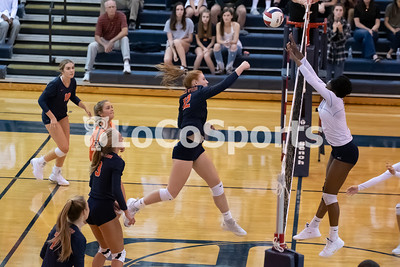 Volleyball: Stone Bridge 3, Briar Woods 2 by Derrick Jerry on September 19, 2019