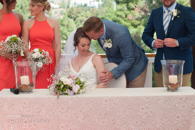 Nicola and Steve's Wedding at El Chapparal