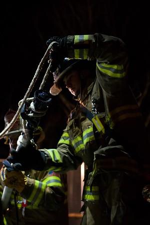 12/01 Fire Based Skills Drill