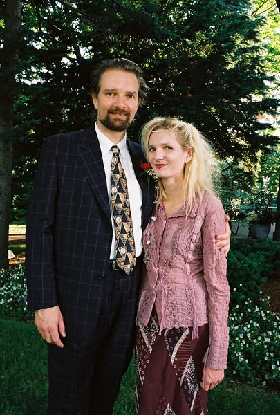Ian and Sarah