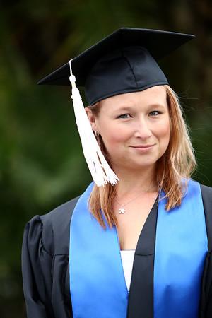 Melanie Hansen's Graduation