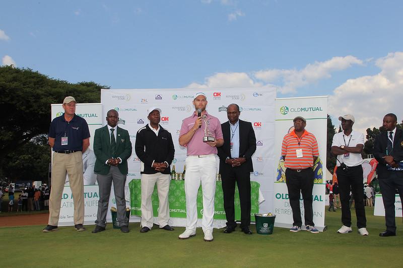 2018 Old Mutual Zimbabwe Open: Day 4