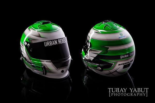 Roger Eagleton | Speedline Helmet