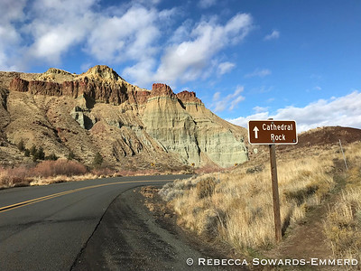 John Day Fossil Beds (11.20.2017)