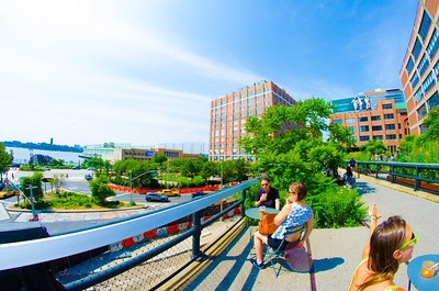 High Line, New York City 6/22