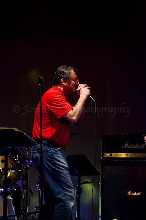 Ernest T Band Benefit Concert for Mark Elliot at Red Clay Theatre