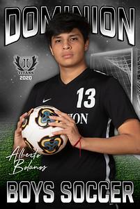 2020 Dominion Boys Soccer