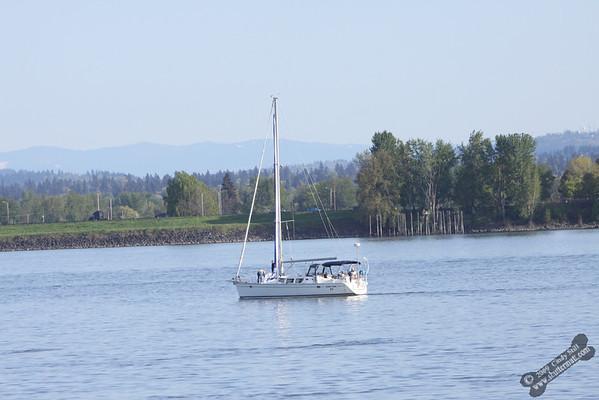 4/30/09 Columbia River/ Mt Hood