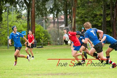 Game Three Under 14's State Championships 27.09.2014