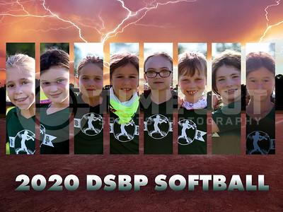 2020 DSBP Softball - Cooper