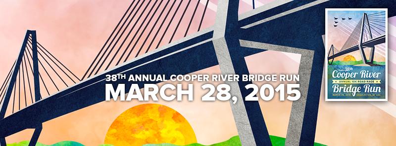 Cooper River Bridge Run 3/28/2015