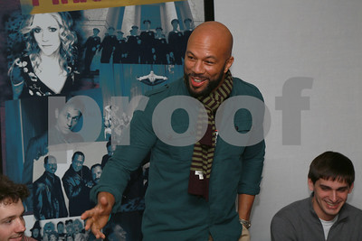 Hip Hop artist Common's visit to Indy: Indpl's, Ind