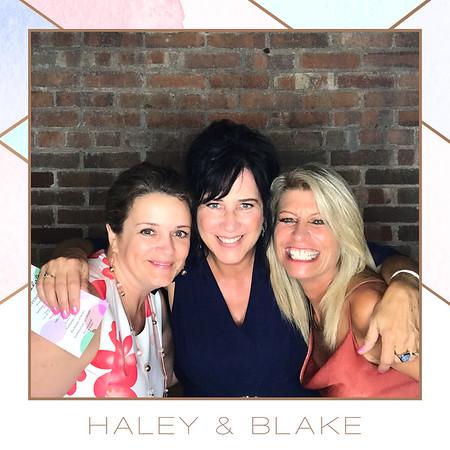 Haley + Blake's Wedding