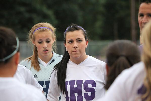 2011-09-14 IHS Girls JV Soccer vs Highline