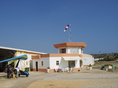 Algarve Airsports Centre, Lagos, Portugal September 2011