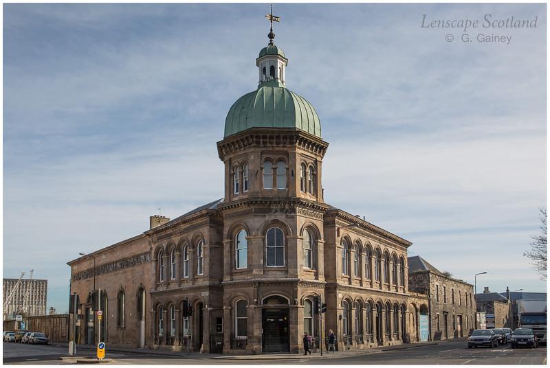 Old Corn Exchange, Leith (1)