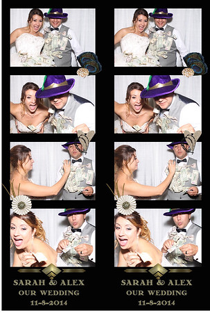Sarah & Alex Wedding