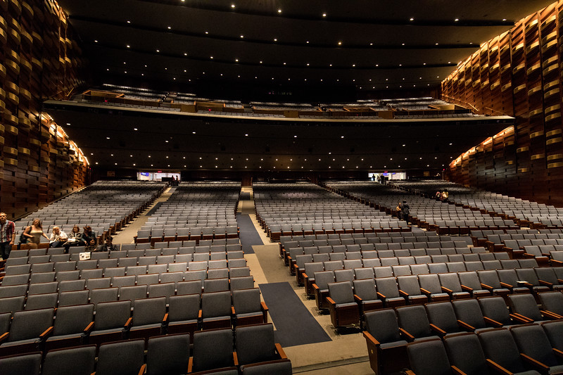 View of the Theatre from Onstage