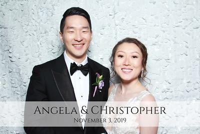 Angela & Chris' Wedding - 11/3/2019
