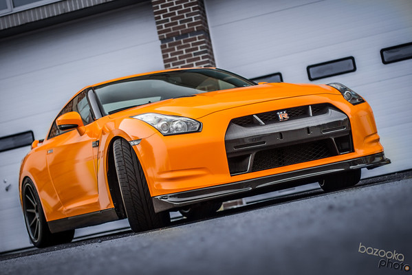 Mike's Nissan GT-R