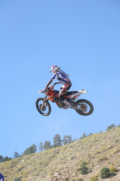 Musquin whippiing it