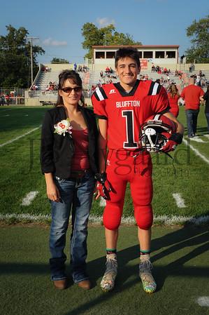 2017 BHS Football/Cheerleader Parents night