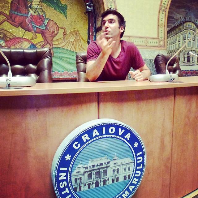 craiova romania city hall