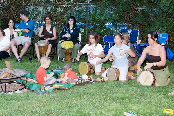 Group Drumming
