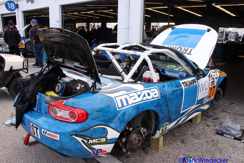 ST-Freedom Autosport Mazda MX-5