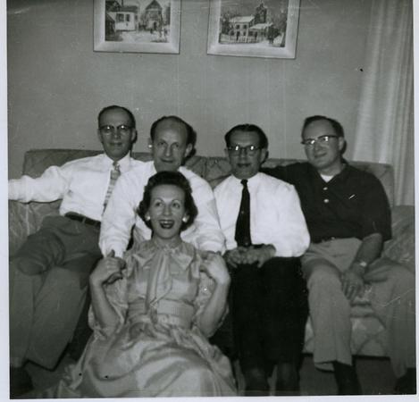 1953 Segal Family