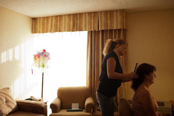 Nick & Michelle Preparation