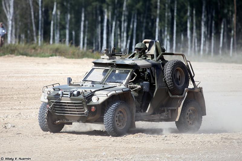 Багги Эскадрон (Eskadron military dune buggy)