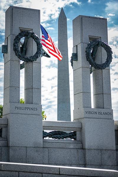 WWII Memorial September 2019