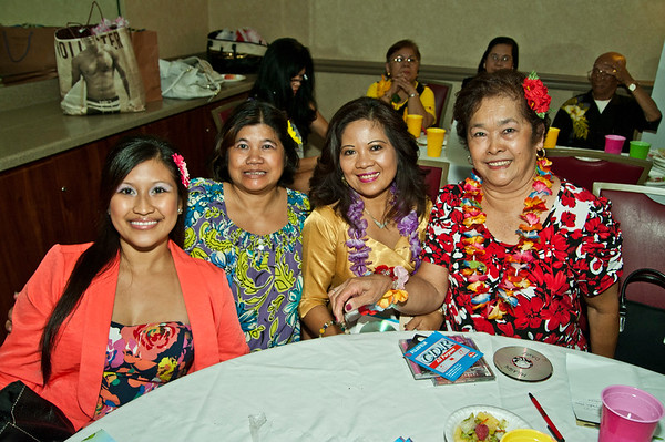 Filipino Luau Event @ Hampton Inn Altamonte 9-12