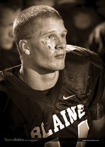 Blaine HS Football 2012 Lynden