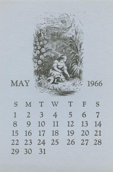 May, 1966, Heave-Ho Press