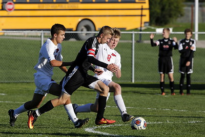 Boys Varsity Soccer - 10/15/2016 Reed City