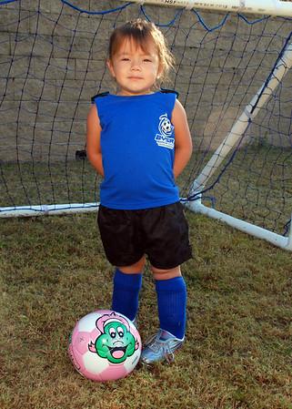 Peters U-3 10-9-10 soccer