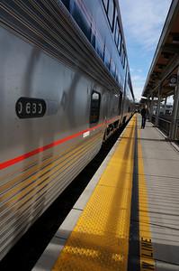 San Fran & Amtrak