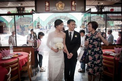ChekYong & Pooi Yee Wedding Day